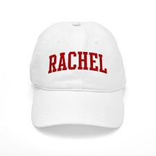 RACHEL (red) Baseball Cap