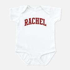RACHEL (red) Infant Bodysuit