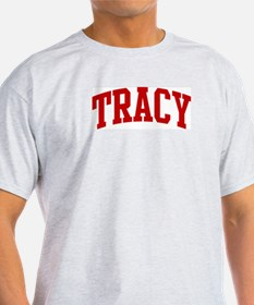 TRACY (red) T-Shirt