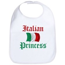 Italian Princess 2 Bib