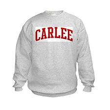 CARLEE (red) Sweatshirt