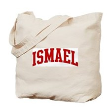 ISMAEL (red) Tote Bag