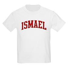 ISMAEL (red) T-Shirt