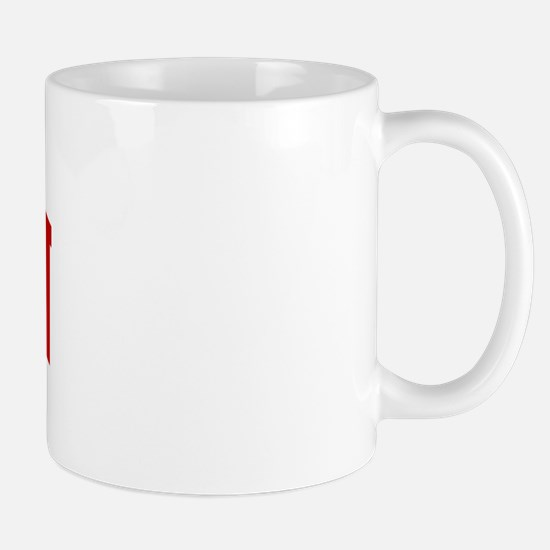 AILEEN (red) Mug