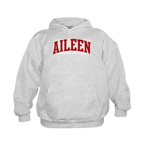 AILEEN (red) Kids Hoodie
