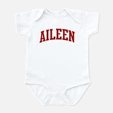 AILEEN (red) Infant Bodysuit