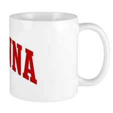 ADRIANNA (red) Mug