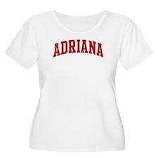 ADRIANA (red) T-Shirt