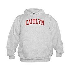 CAITLYN (red) Hoody