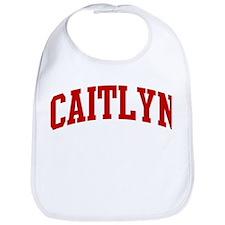CAITLYN (red) Bib