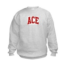 ACE (red) Sweatshirt