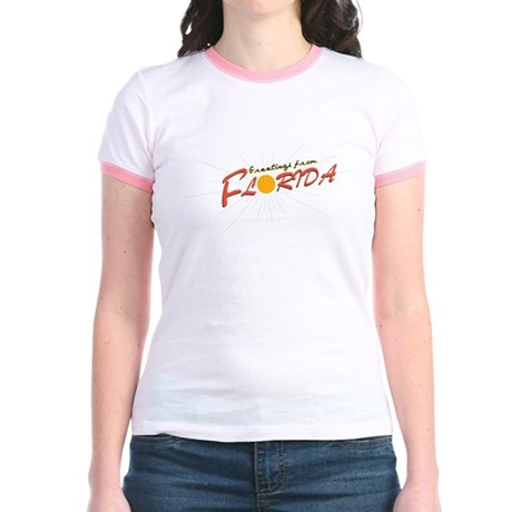 SoFla Jr. Ringer T-Shirt