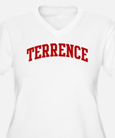 TERRENCE (red) T-Shirt