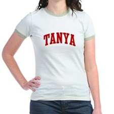 TANYA (red) T