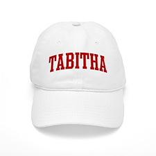 TABITHA (red) Baseball Cap