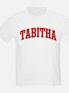 TABITHA (red) T-Shirt