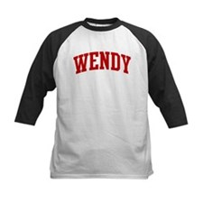 WENDY (red) Tee