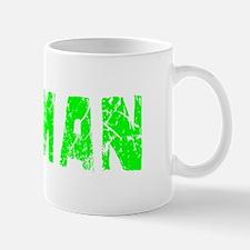 Holman Faded (Green) Small Small Mug