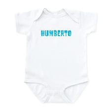 Humberto Faded (Blue) Infant Bodysuit