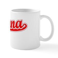 Retro Santana (Red) Mug
