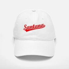 Retro Santana (Red) Cap