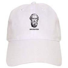 Socrates Baseball Cap