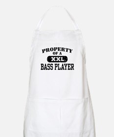 Property of a Bass Player BBQ Apron