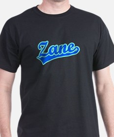Retro Zane (Blue) T-Shirt