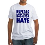 Buffalo No Room For Hate Fitted T-Shirt