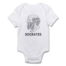 Vintage Socrates Infant Bodysuit