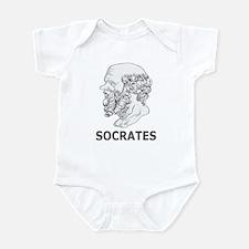 Vintage Socrates Infant Bodysuit