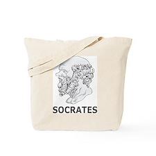 Vintage Socrates Tote Bag