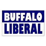 Buffalo Liberal (bumper sticker)