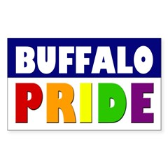 Buffalo Pride (bumper sticker)