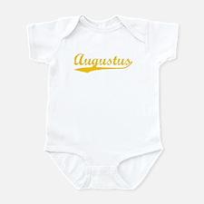 Vintage Augustus (Orange) Infant Bodysuit