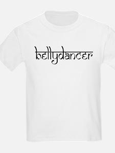 bellydancer Kids T-Shirt