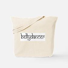 bellydancer Tote Bag