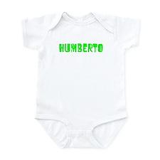 Humberto Faded (Green) Infant Bodysuit