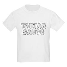 """Tartar Sauce"" Kids T-Shirt"
