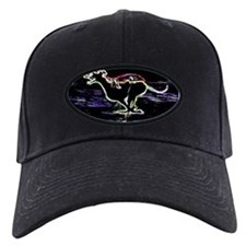Lure coursing Ridgeback Baseball Hat