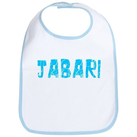 Jabari Faded (Blue) Bib