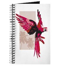 Pink Parrot Journal