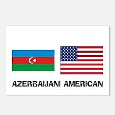Azerbaijani American Postcards (Package of 8)