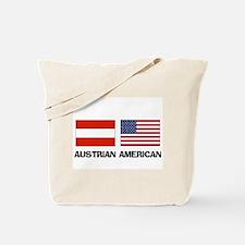 Austrian American Tote Bag