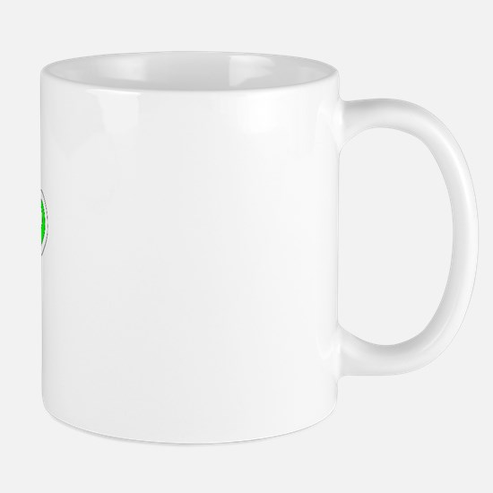 Retro Enzo (Green) Mug