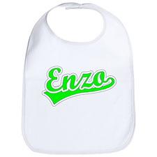 Retro Enzo (Green) Bib