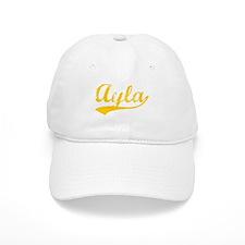 Vintage Ayla (Orange) Cap
