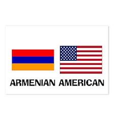 Armenian American Postcards (Package of 8)