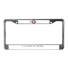 Cool Mx 5 License Plate Frame