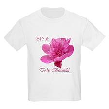 Beautiful Weight Loss Flower T-Shirt
